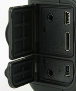 Nikon D7000 aansluitingen