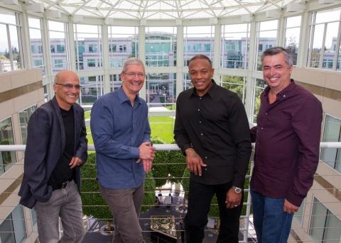 Apple neemt Beats over