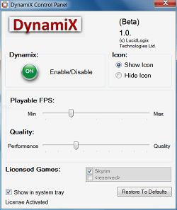 LucidLogix Dynamix