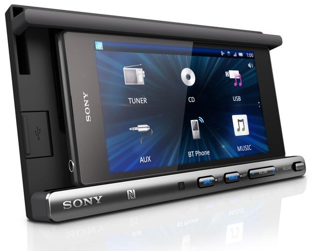Sony XSP-N1BT Smartphone Cradle/receiver