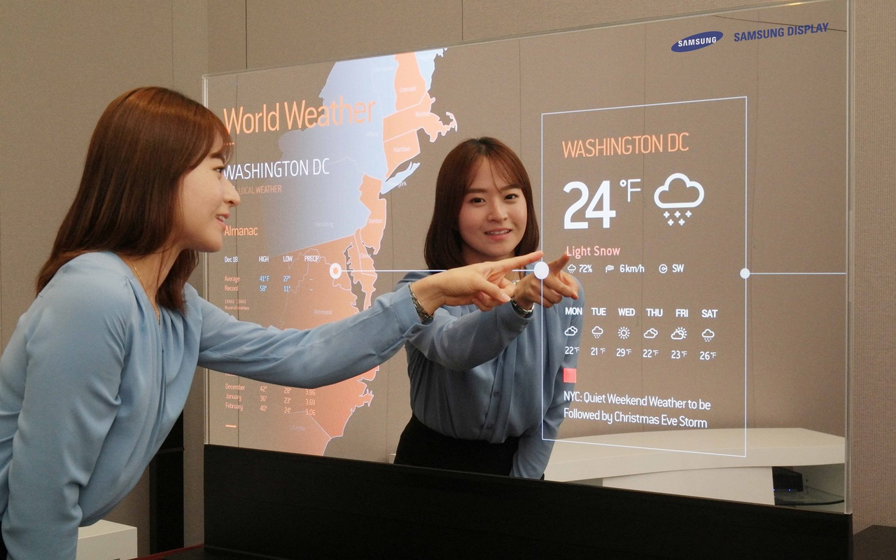 Samsung Mirror Display