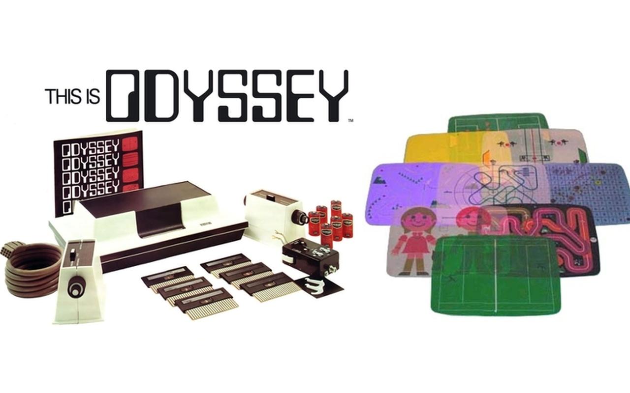 Magnavox Odyssey Ralph Baer