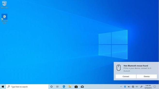 Windows 10 Swift Pair