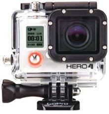 Mockup: GoPro Hero 4