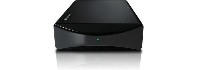 Verbatim 3.5'' External Hard Drive USB 2.0 2TB Zwart