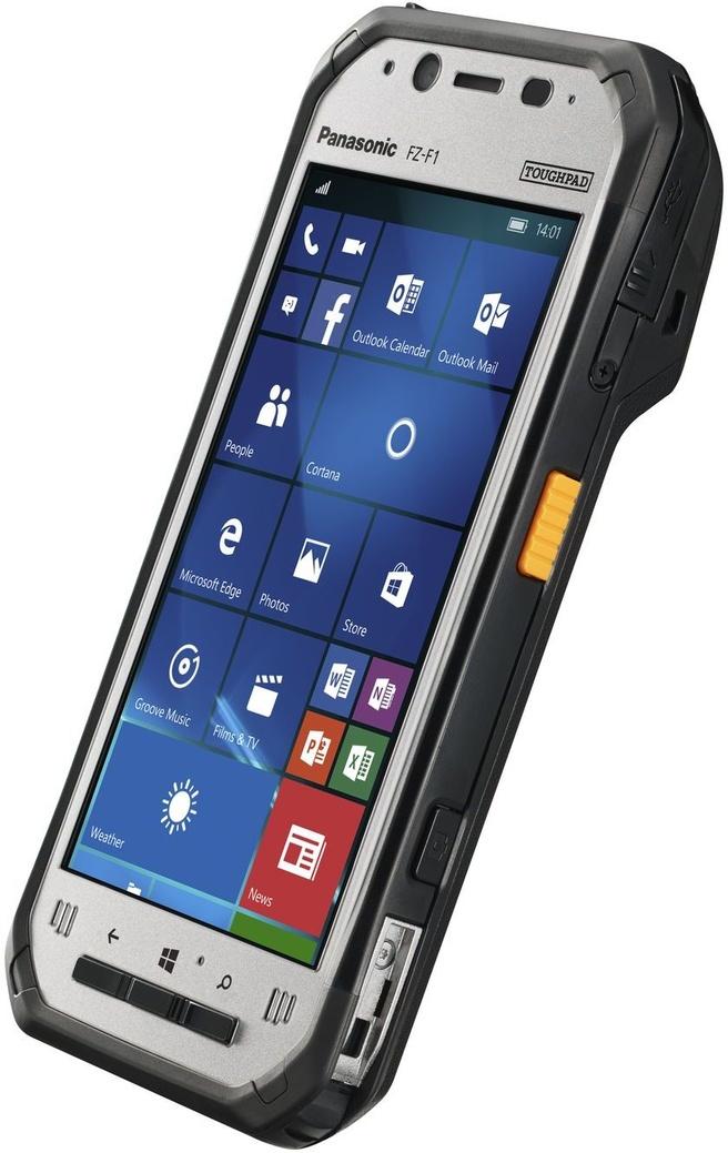 Panasonic ToughPad FZ-F1 Zwart