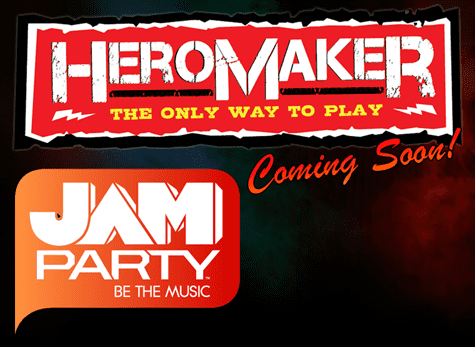 JamParty Be The Music en HeroMaker