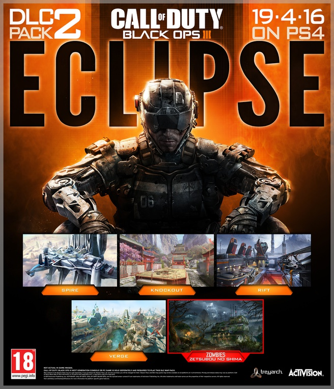 Call of Duty III: Black Ops