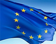 Europa vlag Europese