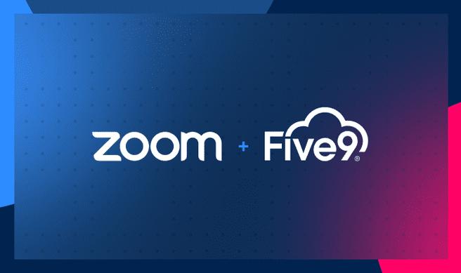 Five9-overname door Zoom