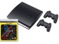 Goedkoopste Sony PlayStation 3 Slim 320GB + Gran Turismo 5 (Platinum) + extra controller Zwart