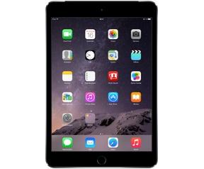 Apple iPad Mini 3 WiFi + Cellular 64GB Grijs