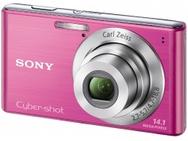 Sony Cyber-shot DSC-W530 Roze