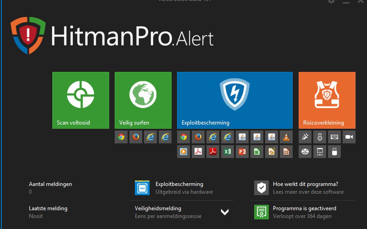 Hitman Pro Alert 3