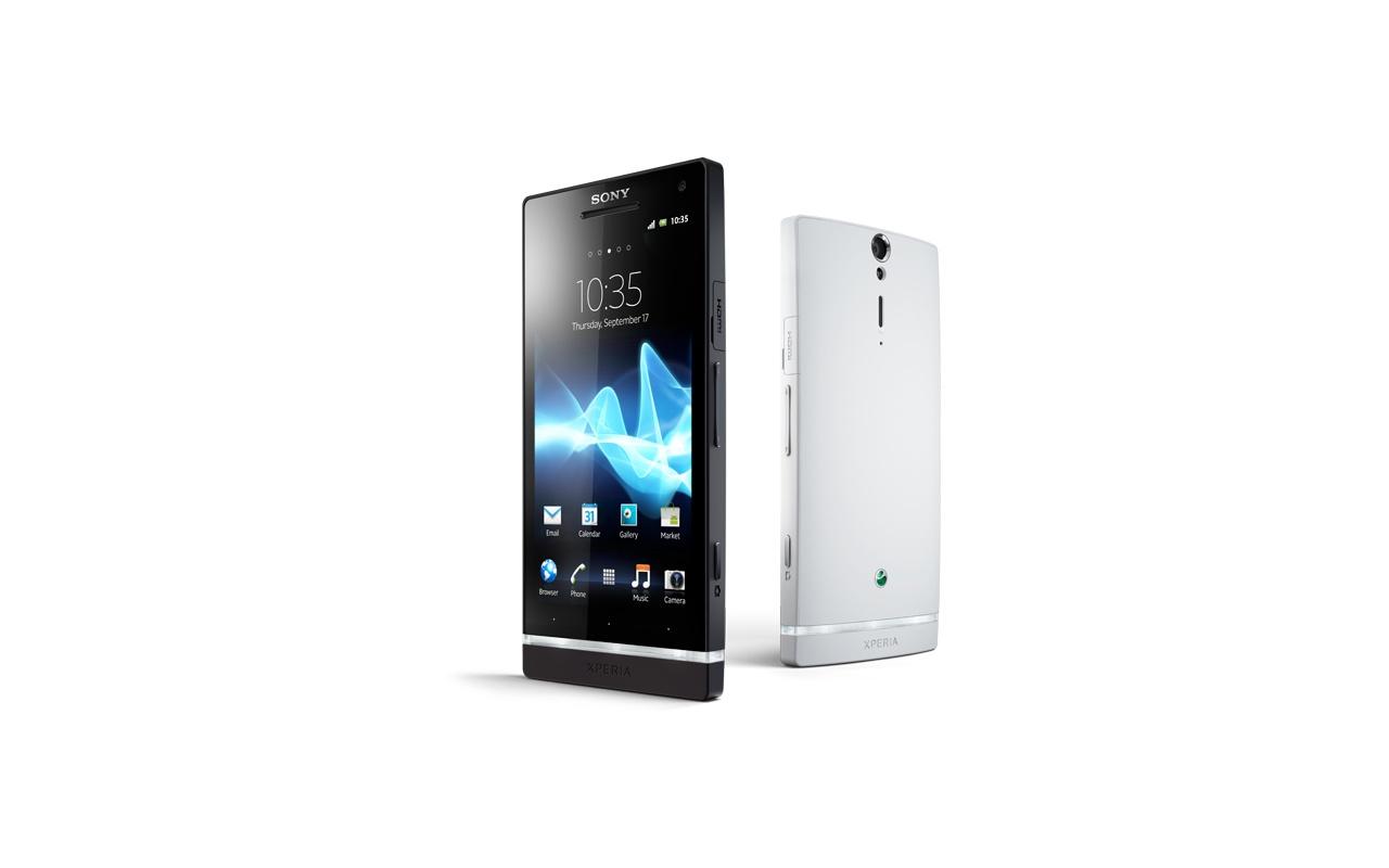 Sony Xperia S Wit