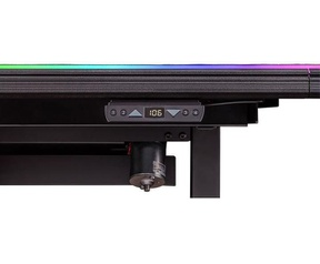Thermaltake Level 20 BattleStation RGB Gaming Desk