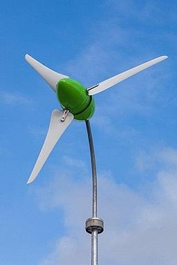 Windchallenge 1.7 windturbine