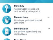 Software Moto X4