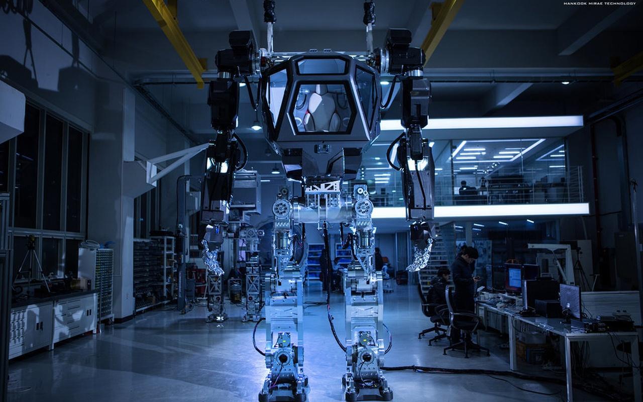 Method-robot