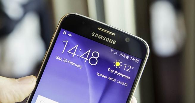 Samsung brengt zijn galaxy s6 samen met de edge versie volgende maand