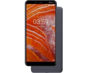Nokia 3.1 Plus Grijs