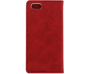 Mercury Blue Moon WalletCase Apple iPhone 6/6S (4.7'') - Wijnrood Bordeaux Rood