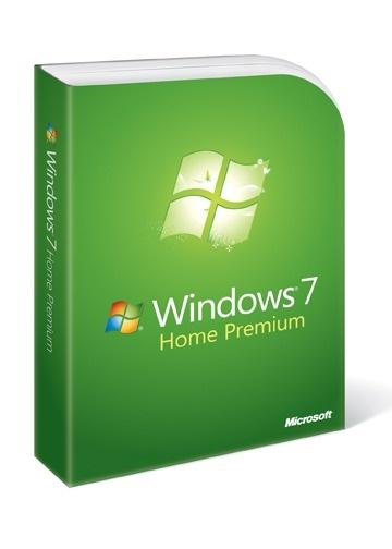 Microsoft Windows 7 Home Premium 32 bit, NL,OEM