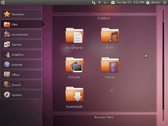 Ubuntu Netbook Edtion 10.04