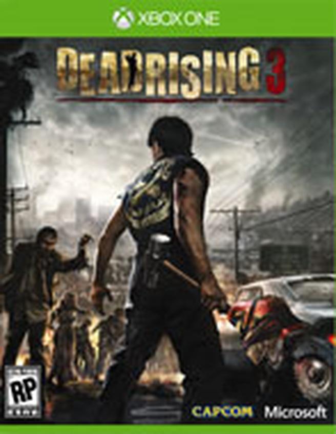 Box Dead Rising 3