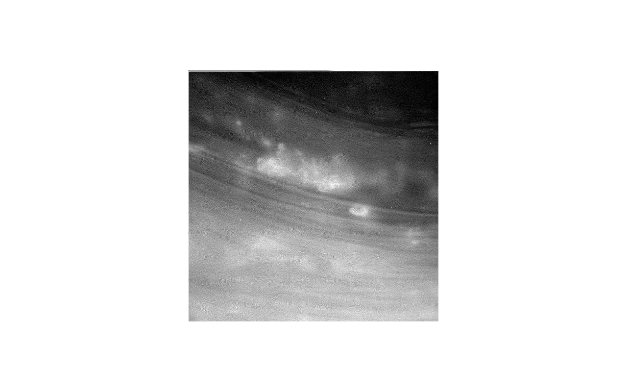 Saturnus atmosfeer