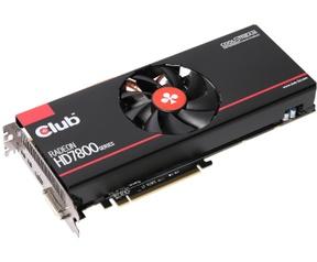 Club 3D Radeon HD 7870 XT JokerCard (Tahiti LE)