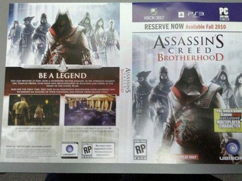 Assassin's Creed 2: Brotherhood
