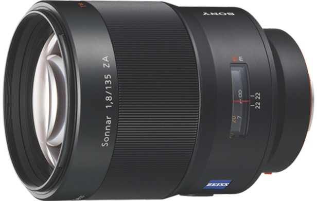 Sony 135 mm F1.8 ZA