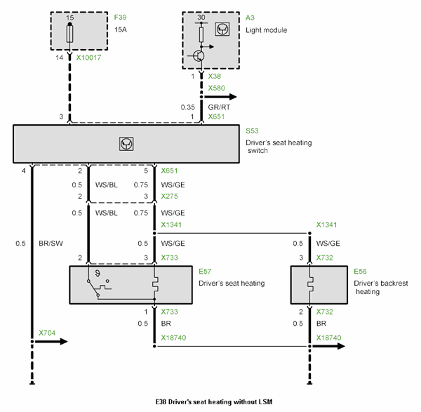 full e46 seat wiring diagram e34 wiring diagram \u2022 wiring diagrams j e39 m5 dsp wiring diagram at eliteediting.co
