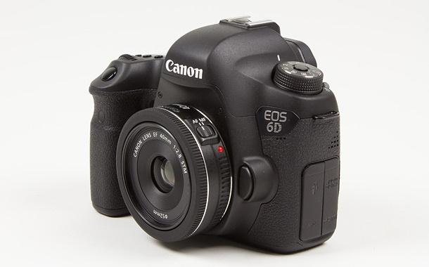 Canon EOS 6D body 610px