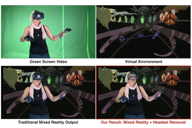 Google Research Mixed Reality