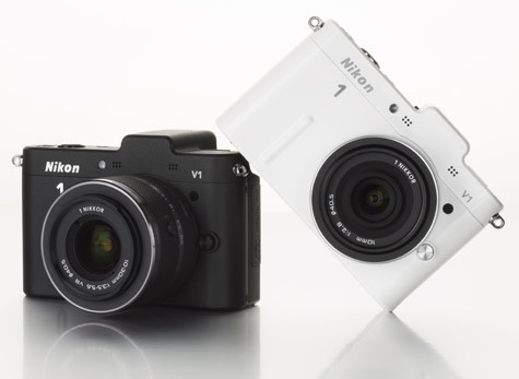 Nikon 1 V1 Inleiding