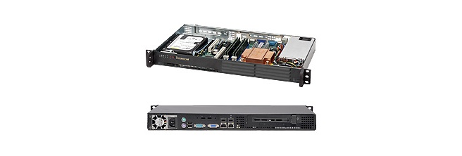 Supermicro SuperChassis 502-200B