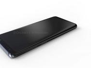 Samsung Galaxy S9 OnLeaks cad-renders