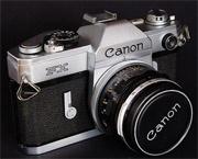 Canon FX fpa