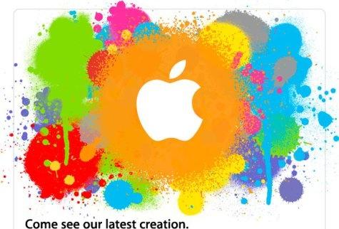 Apple uitnodiging
