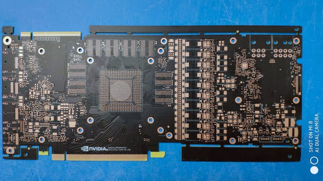 Nvidia GTX-pcb