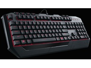 Cooler Master Devastator II - Gaming Gear Combo (Red version, Azerty)