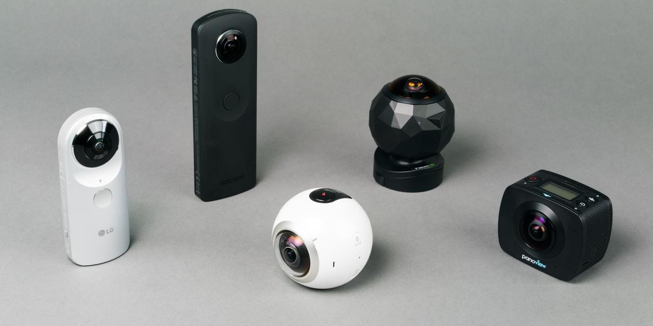 360-gradencamera's Round-up - Tweakers