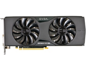 EVGA GeForce GTX 980 4GB Superclocked ACX 2.0