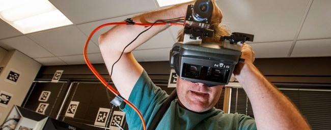 Prototype Valve-bril