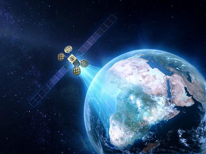 Eutelsat en Facebook