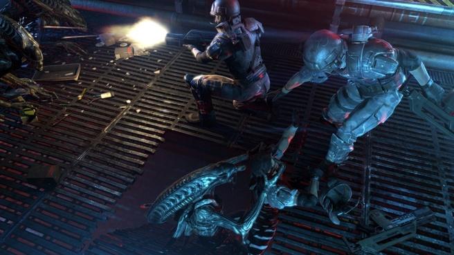 Aliens: Colonial Marines Collectors Edition, Xbox 360