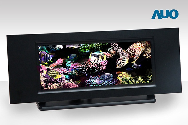 AUO microled