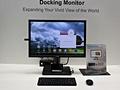 Monitor van Asus met PadFone-dock